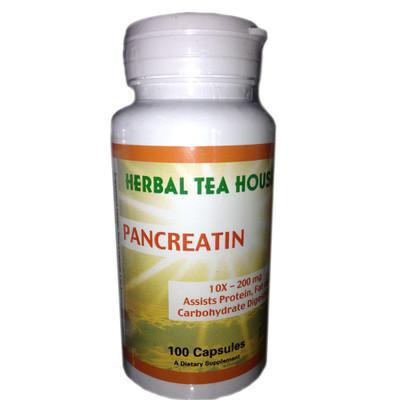 Pancreatin 100 Capsules