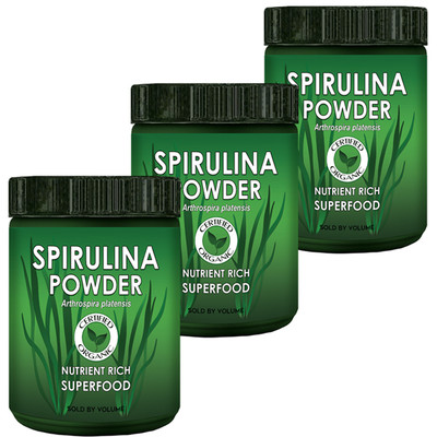 Spirulina Powder 3-Pack by Herbal Tea House