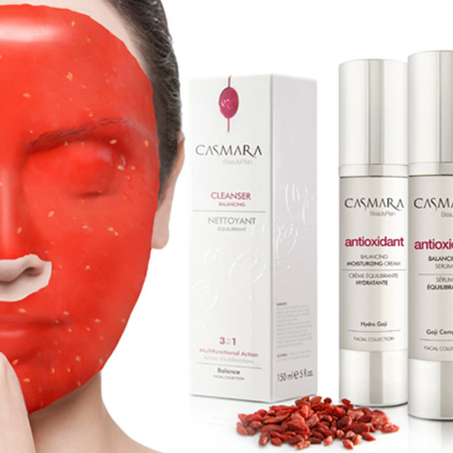 Antioxidant Algae Peel-Off Casmara Mask?