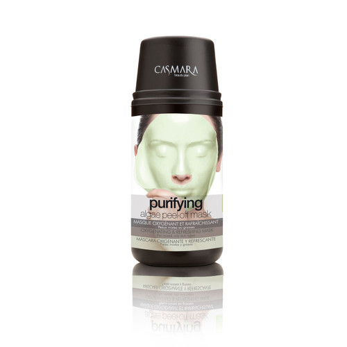 Casmara Purifying Oxygenating algae peel off Mask Kit