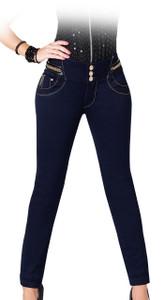Latin Fit Jeans by Esencial - Duquesa