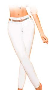 Jeans Latin Fit - Esencial - Camelia