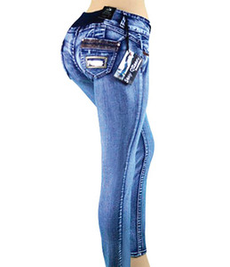 Jeans Colombianos - Push Up Marie