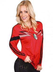 Camisetas de Futbol - Mexico Color Rojo