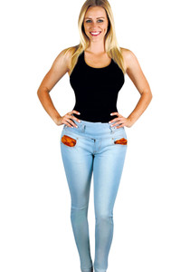 Skinny Jeans Kitty