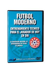 Futbol - Moderno DVD Soccer