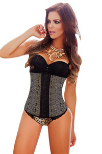 WAIST CINCHER LATEX