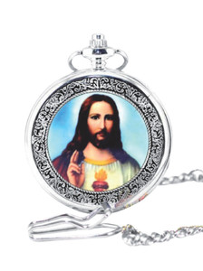 Jesus Christ Pocket Watch