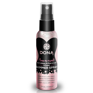 Body Spray Dona - Please me Pink