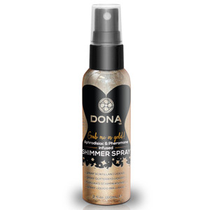 Body Spray Dona - Grab me in gold
