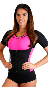 Easy Breathe Neoprene Vest with Sleeves 14149