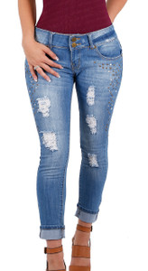 JEANS-SONIA