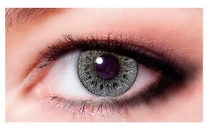 Color Contact Lenses-Sterling Gray