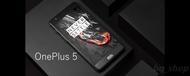 "OnePlus 5 128GB Black 5.5"" Dual 8GB RAM 16MP Octa Core Android Phone International Version OPEN BOX"