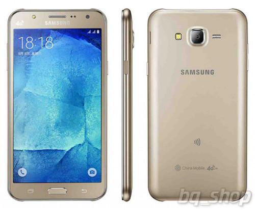 "Samsung Galaxy J7 (2016) J7108 Gold Octa-core 5.5"" S.AMOLED 13MP Phone"