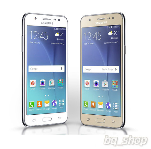 "Samsung Galaxy J5 (2016) J5108 White 5.2"" S.AMOLED 13MP Android Phone"