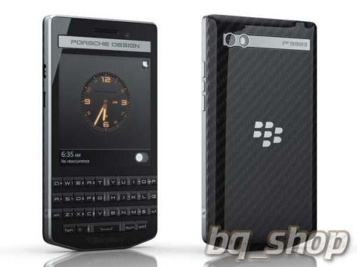 BLACKBERRY Porsche Design P'9983 8MP 64GB BlackBerry 10.3 OS Phone