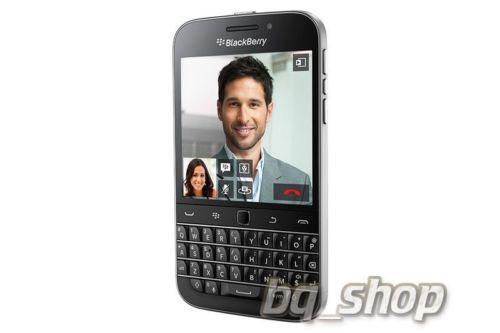 BlackBerry Classic Q20 Black 16GB FACTORY UNLOCKED 8MP QWERTY Phone