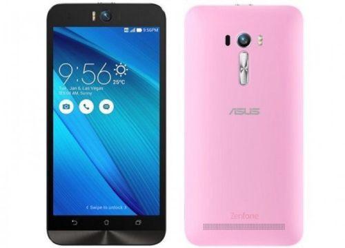 "Asus Zenfone Selfie ZD551KL 32GB LTE 3GB Ram Pink Android 5.5"" Phone"