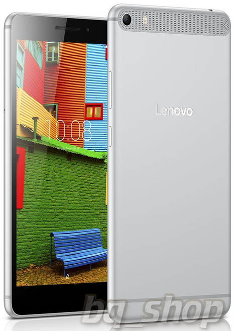 "Lenovo Phab Plus Silver 32GB 6.8"" 13MP 2GB RAM Octa-core 1.5 GHz Phone"