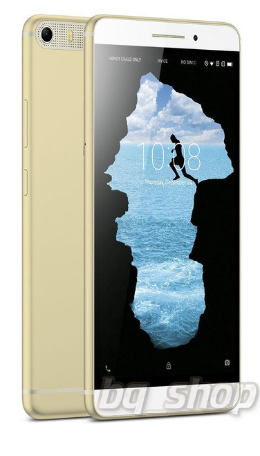 "Lenovo Phab Plus Gold 32GB 6.8"" 13MP 2GB RAM Octa-core 1.5 GHz Phone"