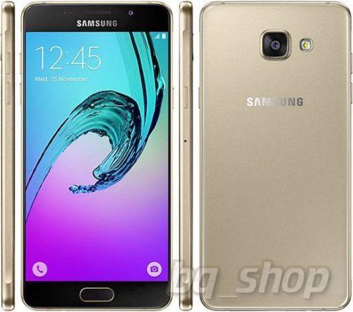 "Samsung Galaxy A5(2016) Dual A5100 4G Gold 16GB 13MP 5.2"" Android Phone"