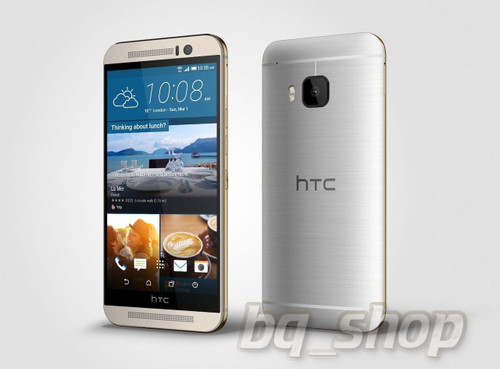 """NEW HTC One M9 PLUS M9+ Silver 5.2"""" 32GB Octa-Core 20.7MP Android Phone"""