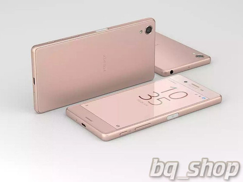 Sony Xperia X Performance F8132 Pink 64GB 5'' DUAL SIM Android Phone