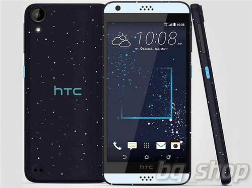 "HTC Desire 530 Black 5"" 8MP 16GB Quad-core 1.1 GHz Android Phone"