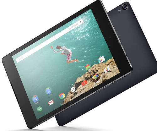 "HTC Nexus 9 32GB BLACK WIFI 8.9"" LCD 8MP Android 5.0 (Lollipop) Tablet"