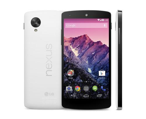 LG Nexus 5 D821 16GB 2GB RAM Quad-core 2.3GHz 8MP Android White Phone