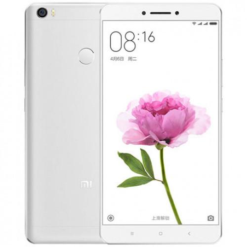 "Xiaomi Mi Max 32GB Silver Dual Sim 3GB RAM 6.44"" 16MP Android Phone"
