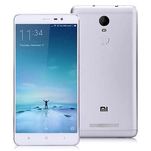 Xiaomi Redmi note 3 White 16MP 32GB 5.5'' 3GB RAM Android Phone