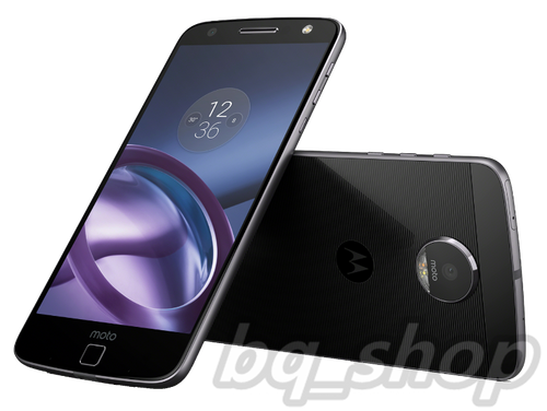 "Motorola Moto Z XT1650 64GB Black 4GB RAM 13MP 5.5"" Android Phone"