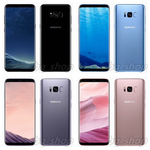 """Samsung Galaxy S8+ G9550 Dual 6.2"""" Android Phone"""