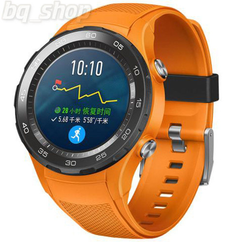 Huawei Watch 2 Orange Bluetooth 4.1 Android/iOS Smart Watch