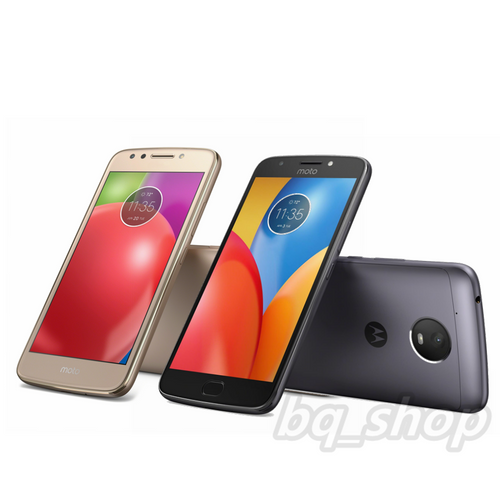 "Motorola Moto E4 Plus Dual SIM 32GB Grey 13MP 5.5"" 3GB RAM Android Phone"