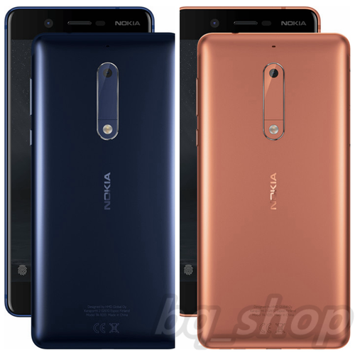 "Nokia 5 Dual SIM 16GB 5.2"" 2GB RAM 13MP Android with Playstore"