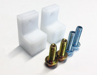 Rack Mount Bus Bar Insulator Kit