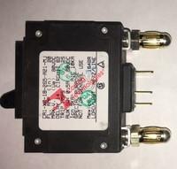 CA1-X0-16-043-A21-MJ  100 Amp Circuit Breaker, Bullet, Black Handle, 3 Pins Uneven, No Alarm Strap