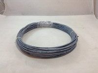 CAT5E 4 PR 24 AWG SOLID CMP PLENUM UTP INDOOR CABLE GREY