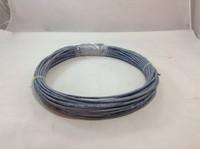 CAT5E 4 PR 24 AWG SOLID CMP PLENUM UTP INDOOR CABLE GREY