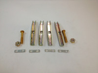"""JUNCTIONING 1.5"""" SIDE BARS INLINE W/ CONTINUITY CLIP YZ -0020120210"""