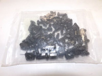 12-24 CAGE NUT AND SCREWS KIT PK OF 25