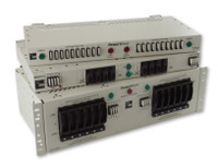 "PWX-061RD6YSTSP  300A DUAL FEED 6/4 TPC/GMT FUSE PANEL 19"" 3RU PW -48VDC"