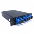 SPPS181SCUSCA 1x8 BOX PLC SPLITTER W/CONNECTORS