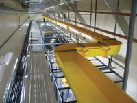 "Cooper SB2101AYZN 90° Junction Clamp Splice Kit, 1-1/2"" Height (Yellow Zinc)"