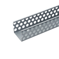 D3X4LG6 3.25 X 4.10 TYPE D FLUSH COVER ROUND HOLE WIREING DUCT, GREY