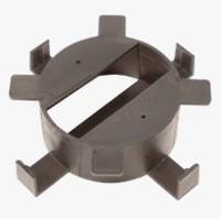 "999124 MB-1000 Cable Management Bracket  Round Spool 1.5"" bend radius"