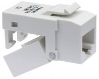 Platinum Tools 705IV-40 EZ-SnapJack Cat5e, Ivory.  40 pc/Installer Pack.